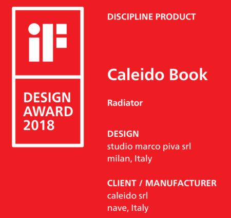 Book Caleido I F Certificate 2018 Small 1